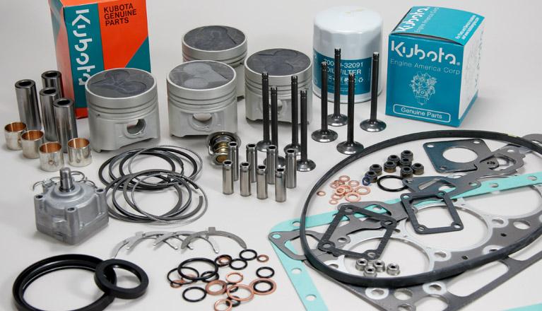 Genuine Kubota Parts