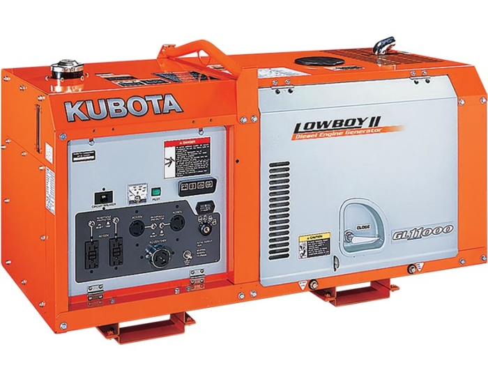Kubota Lowboy II GL11000