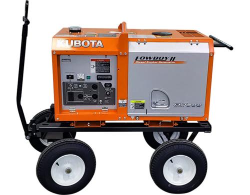 EPS 4-Wheel Cart for GL7000 & GL11000